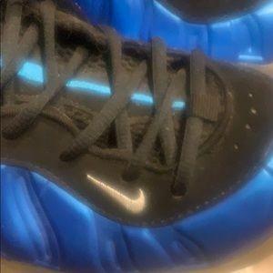 Nike blue sneakers size 11